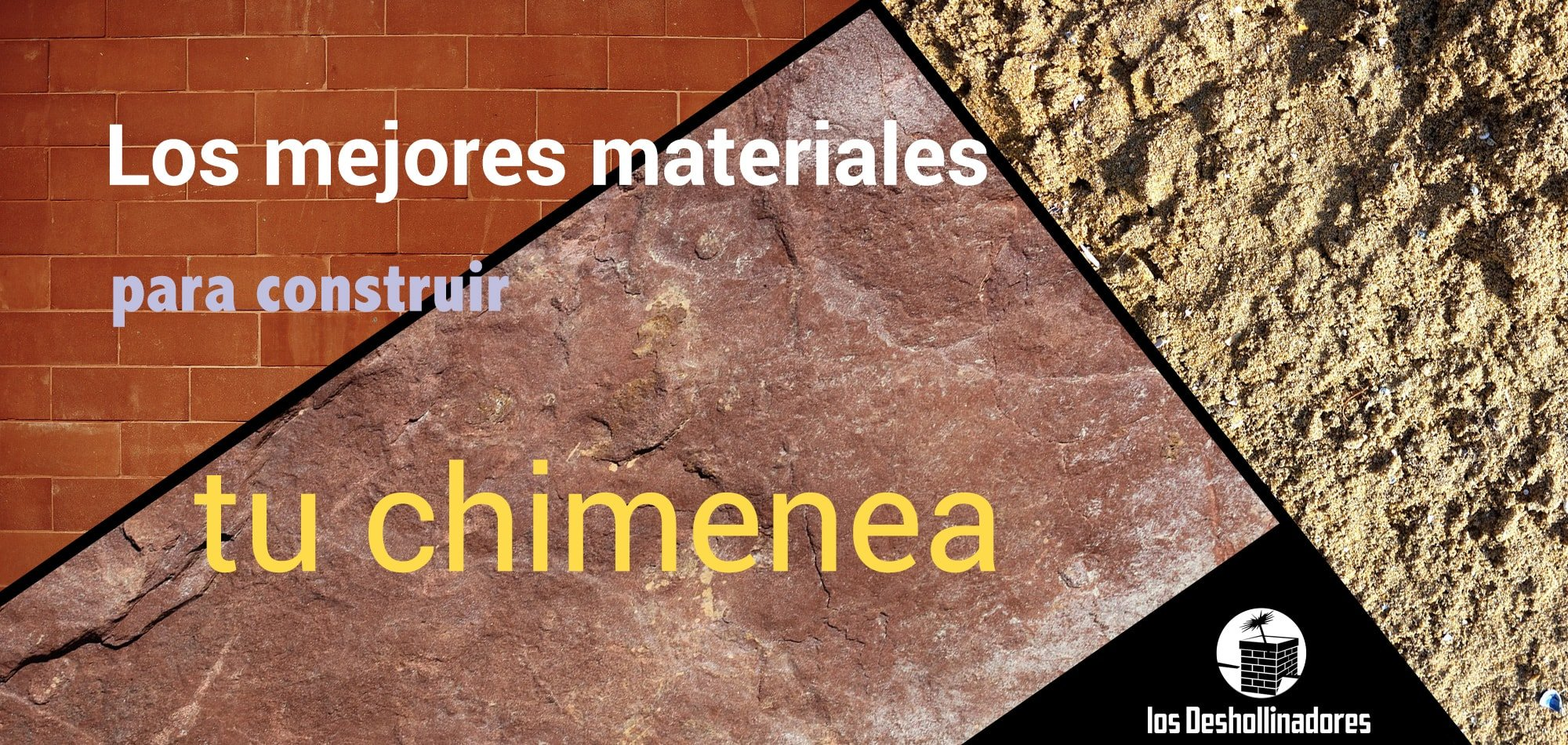 materiales para construir una chimenea