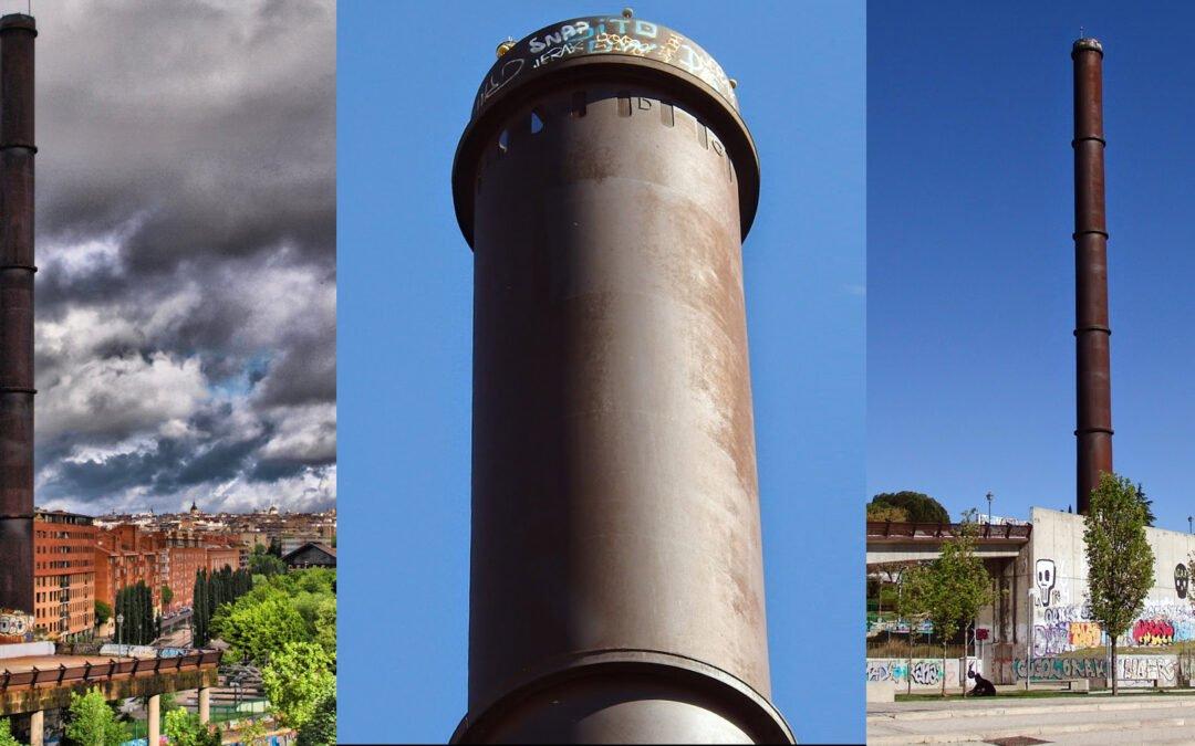 Las 14 chimeneas de Madrid con más historia (zona Oeste)
