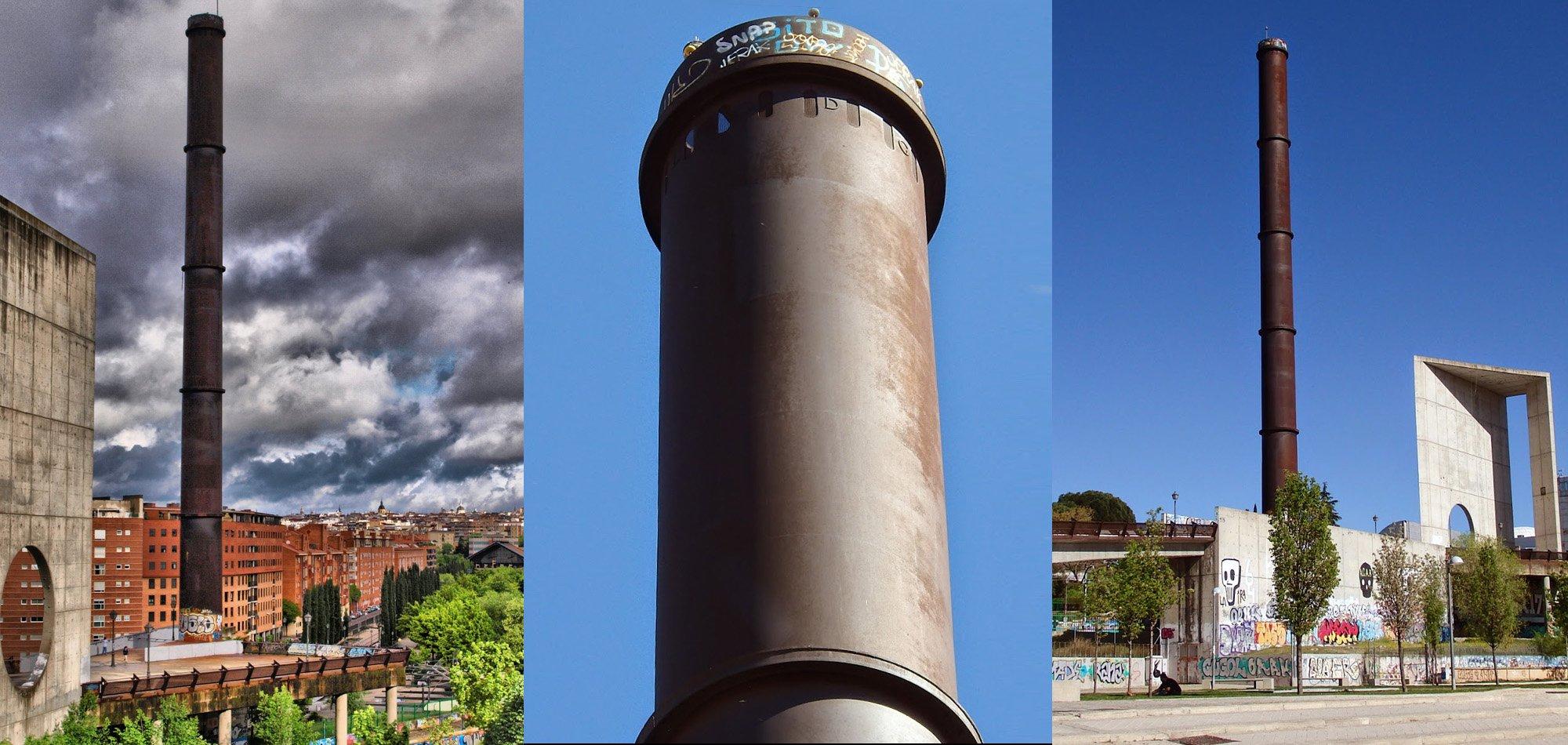 chimenea-puerta-sur-madrid