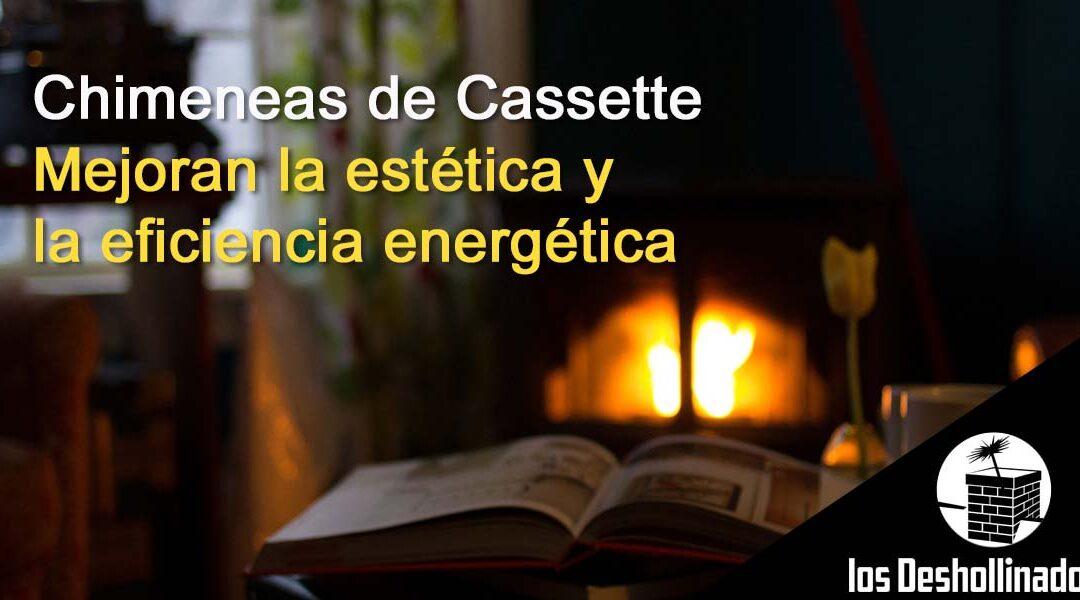 Chimeneas de cassette mejoran la estética y la eficiencia energética