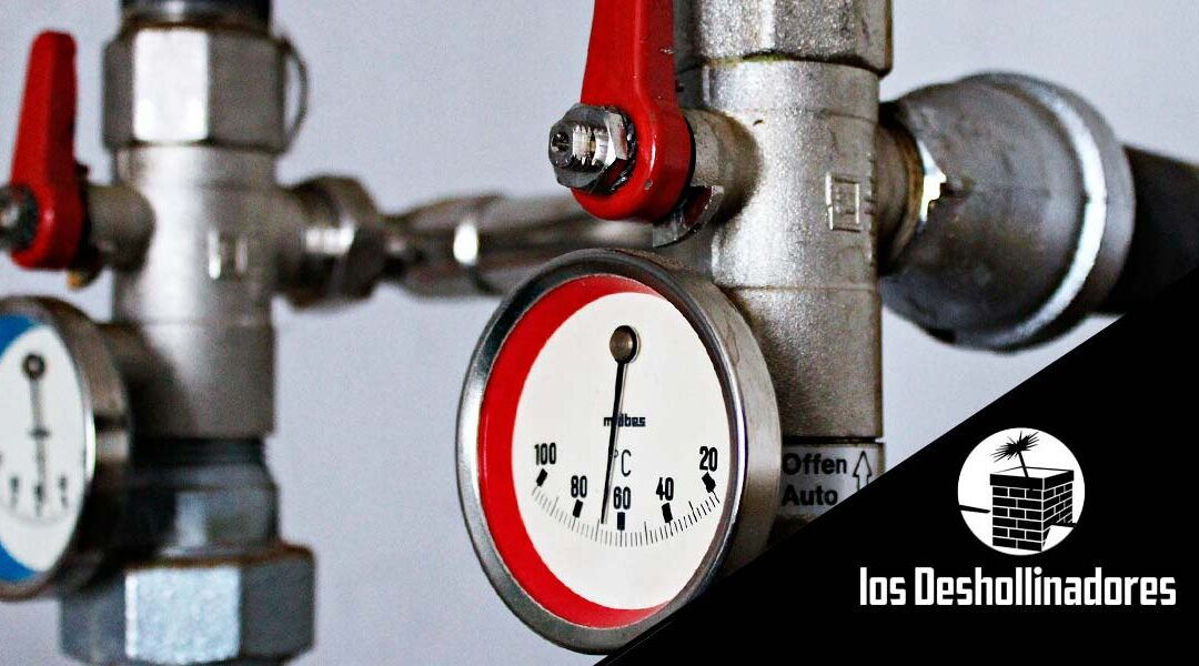 Cómo realizar el mantenimiento y deshollinar una caldera de gasoil